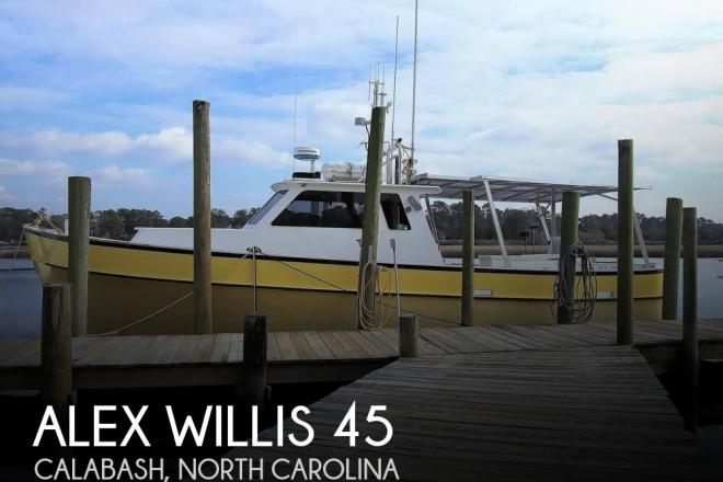 2000 Alex Willis 45 - For Sale at Calabash, NC 28467 - ID 156899