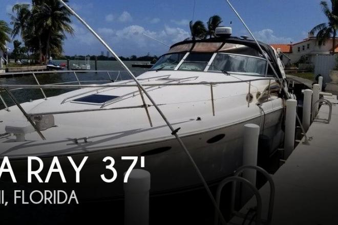 1994 Sea Ray 370 Sundancer - For Sale at Miami, FL 33138 - ID 158466