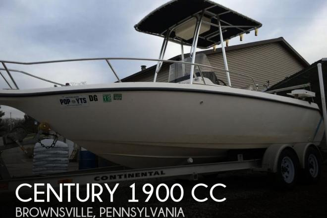 1998 Century 1900 CC - For Sale at Brownsville, PA 15417 - ID 157718
