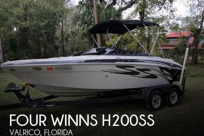 2008 Four Winns H200SS - For Sale at Clinton Township, MI 48036 - ID 156412