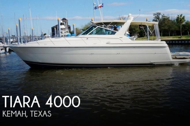 1994 Tiara 4000 - For Sale at Kemah, TX 77565 - ID 156759