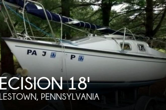 2013 Precision Precision 18 - For Sale at Doylestown, PA 18901 - ID 156641