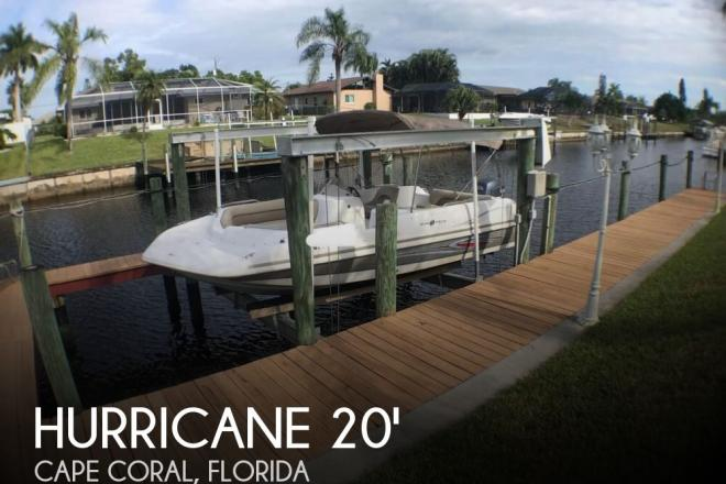 2011 Hurricane 201 Sundeck Sport - For Sale at Cape Coral, FL 33990 - ID 156008
