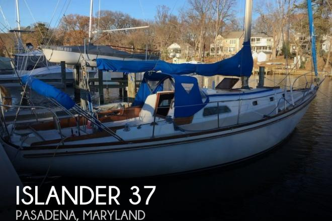 1968 Islander 37 - For Sale at Towson, MD 21204 - ID 156016