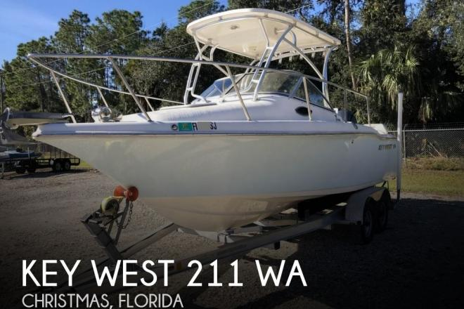 2013 Key West 211 WA - For Sale at Christmas, FL 32709 - ID 155920