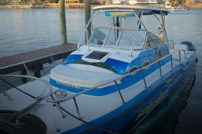 2008 Baha Cruisers 296 King Cat - For Sale at Pensacola, FL 32501 - ID 155888