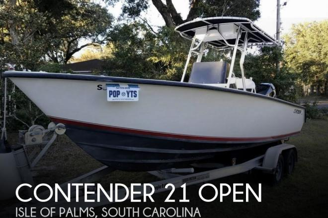 1996 Contender 21 Open - For Sale at Isle of Palms, SC 29451 - ID 155994