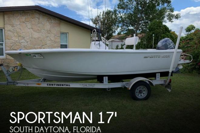 2017 Sportsman 17 Island Reef - For Sale at Daytona Beach, FL 32118 - ID 156335