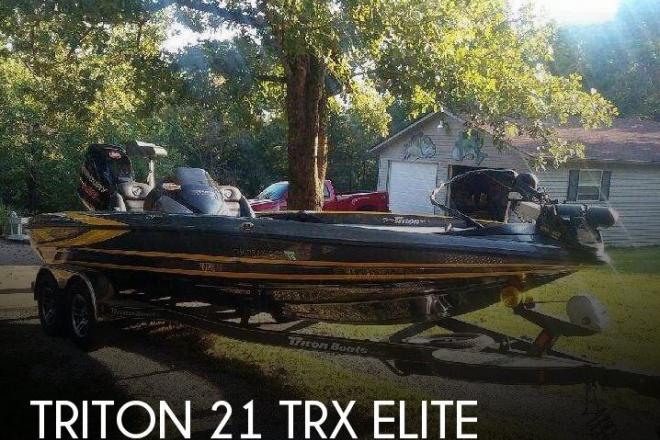 2015 Triton 21 TRX ELITE - For Sale at Stewart, TN 37175 - ID 157407