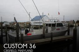 2007 Custom Built 36