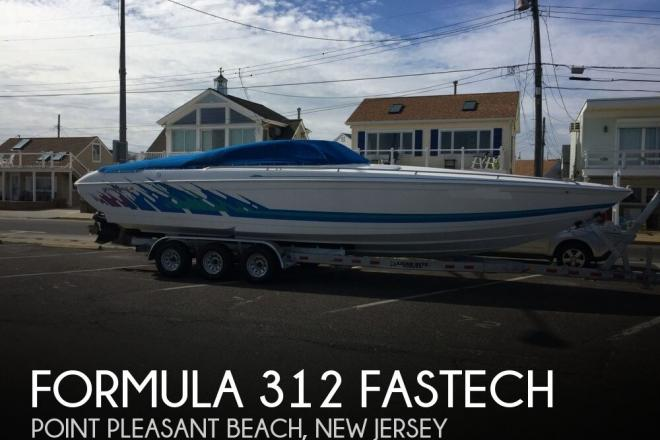 1999 Formula 312 FASTech - For Sale at Point Pleasant Beach, NJ 8742 - ID 157640