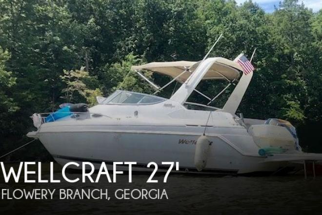 2000 Wellcraft 2600 Martinique - For Sale at Flowery Branch, GA 30542 - ID 155019