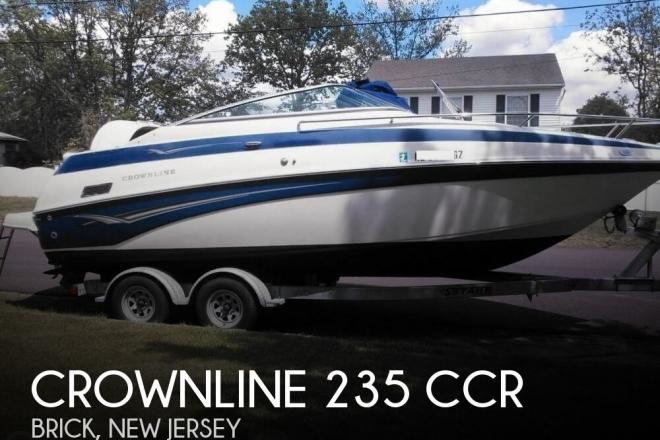 2006 Crownline 235 CCR - For Sale at Brick, NJ 8723 - ID 158468