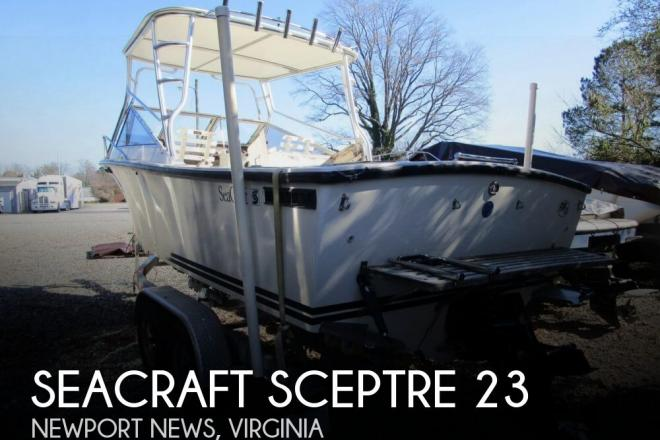 1978 Sea Craft Sceptre 23 - For Sale at Newport News, VA 23606 - ID 157824
