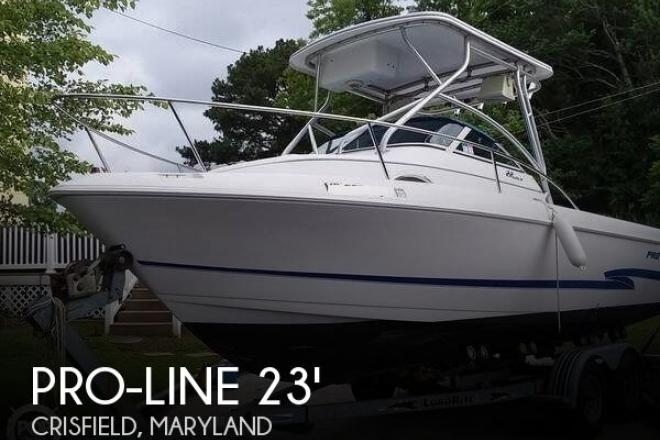 2003 Pro Line Walkaround 22 - For Sale at Crisfield, MD 21817 - ID 156806