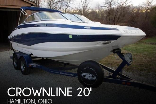 2012 Crownline Eclipse E1 EC 20 - For Sale at Hamilton, OH 45013 - ID 154931