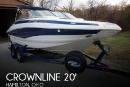 2012 Crownline Eclipse E1 EC 20