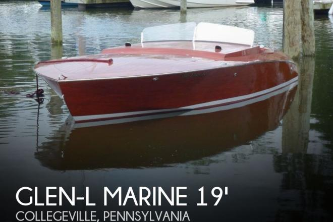 2012 Glen L Gentry 19 - For Sale at Collegeville, PA 19426 - ID 154345