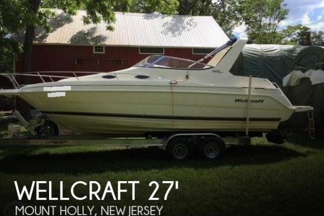 2000 Wellcraft Martinique 2600 - For Sale at Mount Holly, NJ 8060 - ID 154521