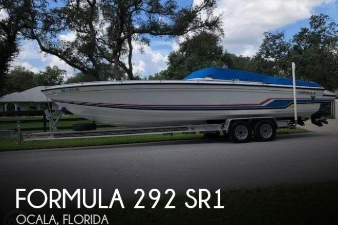 1992 Formula 292 SR1 - For Sale at Ocala, FL 34474 - ID 154204