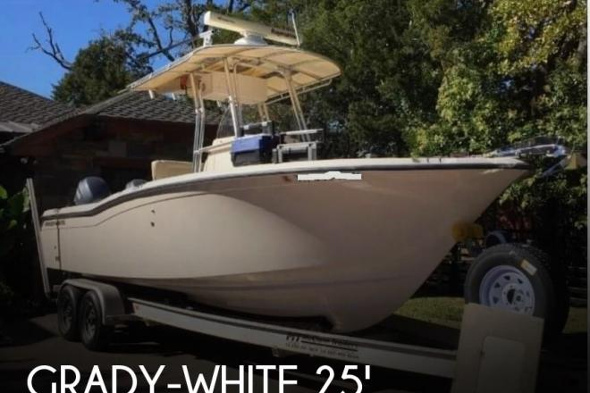 2007 Grady White 257 Advance - For Sale at Seven Points, TX 75143 - ID 155157
