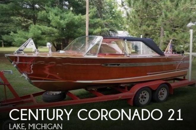 1966 Century Coronado 21 - For Sale at Lake, MI 48632 - ID 153572