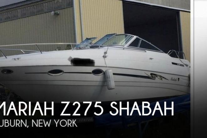 1997 Mariah Z275 Shabah - For Sale at Auburn, NY 13021 - ID 154087