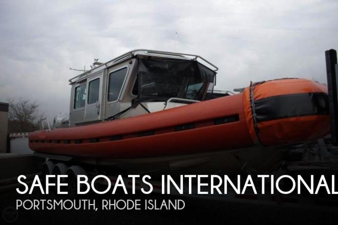 2004 Safe Boats 25 Defender Full Cabin - For Sale at Portsmouth, RI 2871 - ID 155275