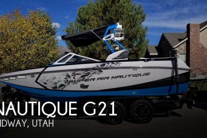 2014 Nautique G21 - For Sale at Midway, UT 84049 - ID 153415