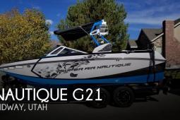 2014 Nautique G21