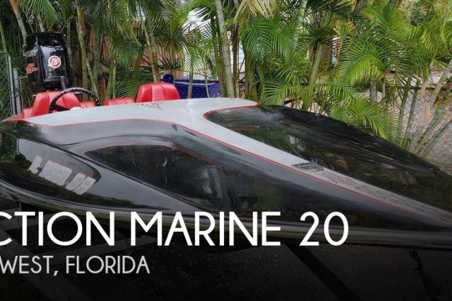 1988 Action Marine 20 - For Sale at Key West, FL 33040 - ID 155158