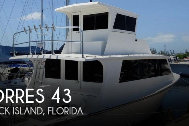 1985 Torres 43 - For Sale at Key West, FL 33040 - ID 166724