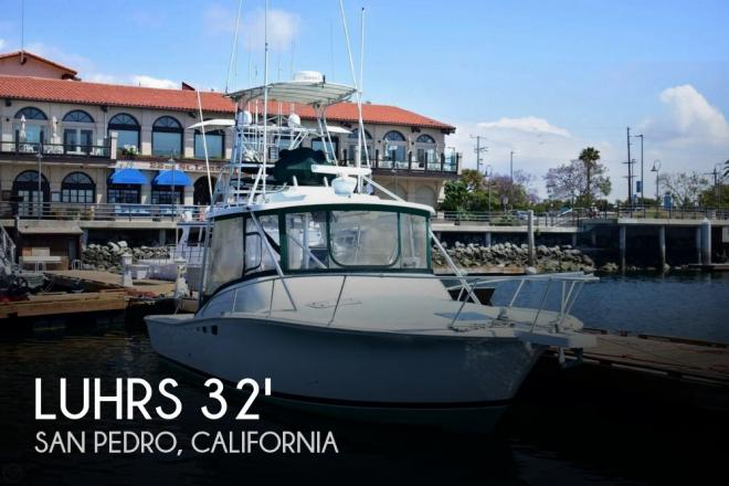 1995 Luhrs Tournament 320 Open - For Sale at San Pedro, CA 90731 - ID 166267