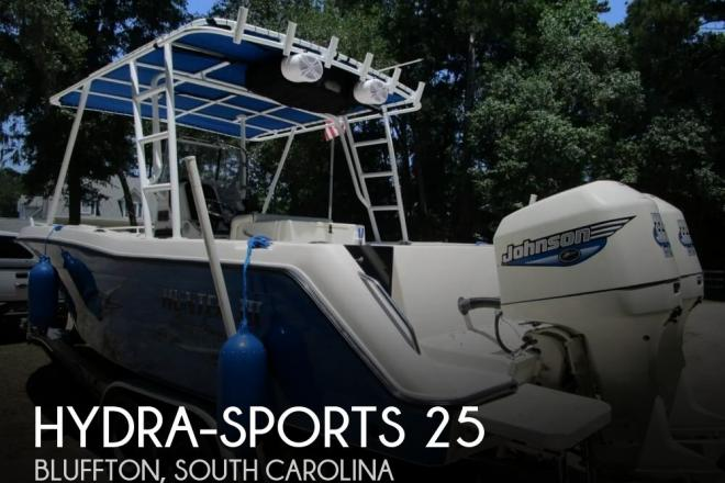 1999 Hydra Sports 2450 Vector - For Sale at Bluffton, SC 29910 - ID 165938