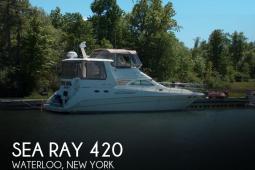 1998 Sea Ray 420
