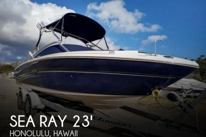 2005 Sea Ray 220 Select Bowrider - For Sale at Honolulu, HI 96828 - ID 154206