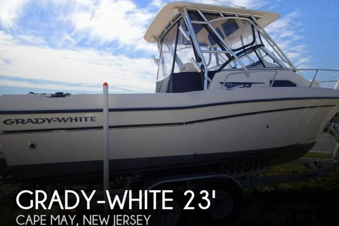 2007 Grady White 232 Gulfstream - For Sale at Cape May, NJ 8204 - ID 153188