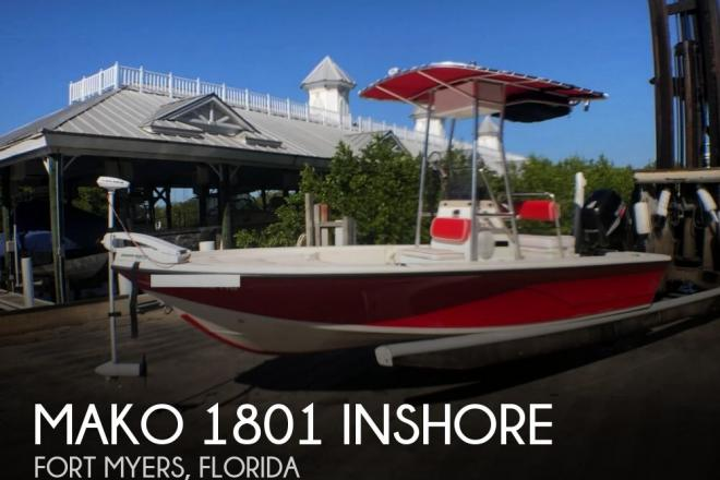 2006 Mako 1801 Inshore - For Sale at Fort Myers, FL 33908 - ID 155370