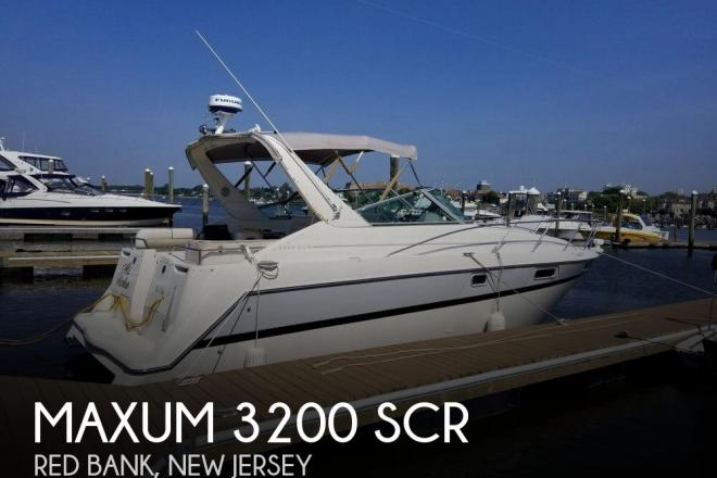 1995 Maxum 3200SCR - For Sale at Port Monmouth, NJ 7758 - ID 152664
