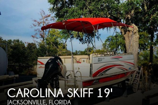 2012 Carolina Skiff 1900 Fun Chaser - For Sale at Jacksonville, FL 32201 - ID 152185