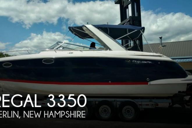 2006 Regal 3350 - For Sale at Berlin, NH 3570 - ID 152107