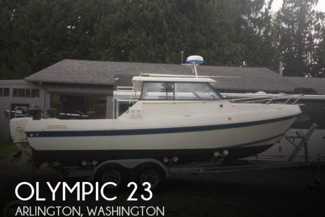 1990 Olympic 23 - For Sale at Arlington, WA 98223 - ID 153197