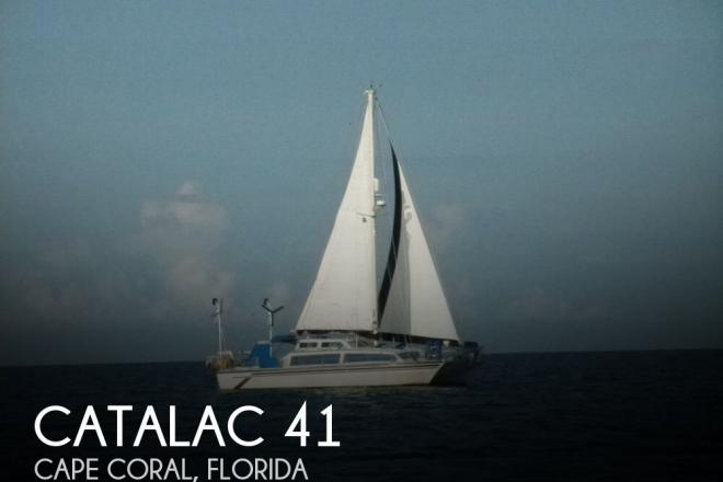 1983 Catalac 41 - For Sale at Cape Coral, FL 33990 - ID 151894