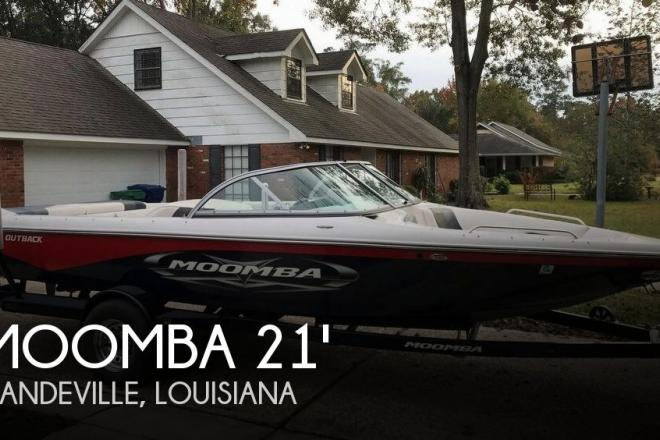 2009 Moomba Outback 21 Ski Wakeboard - For Sale at Mandeville, LA 70448 - ID 155509