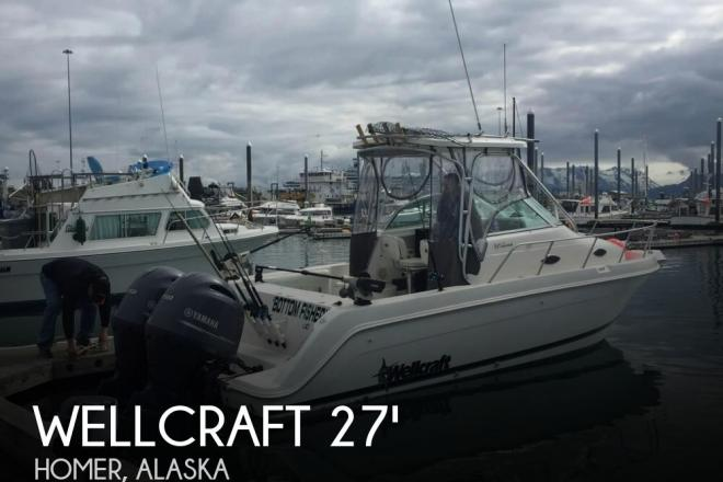 1999 Wellcraft 270 Coastal - For Sale at Homer, AK 99603 - ID 150719