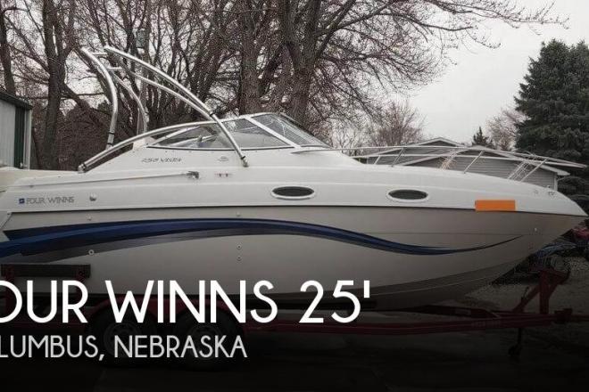1999 Four Winns 258 Vista Cruiser - For Sale at Columbus, NE 68601 - ID 158333