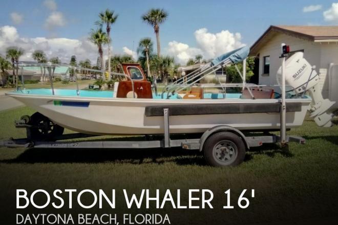 1973 Boston Whaler Nauset - For Sale at Daytona Beach, FL 32198 - ID 150729