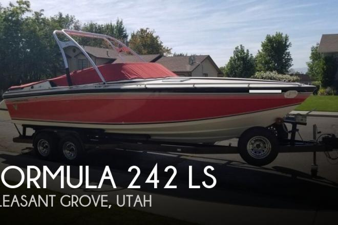 1987 Formula 242 LS - For Sale at Pleasant Grove, UT 84062 - ID 149955