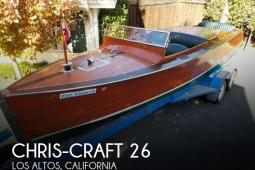 1927 Chris Craft 26