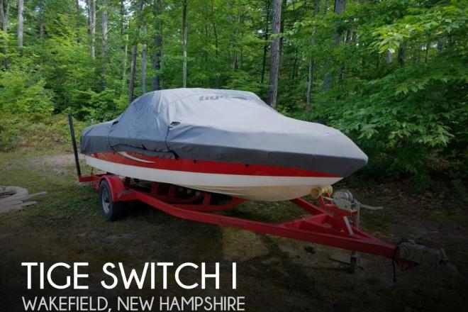 2005 Tige Switch I - For Sale at East Wakefield, NH 3830 - ID 151225